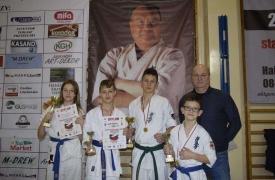 III Ogólnopolski Turniej Karate Shinkyokushin Łosice 25.11.2017