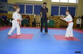 XIX Mikołajkowy Turniej Karate Kyokushin Karate Świnoujście